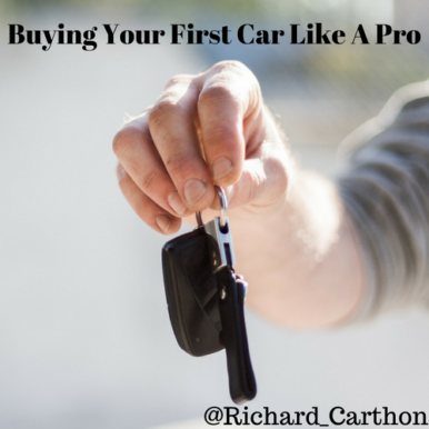 Buying Your First Car Like A Pro