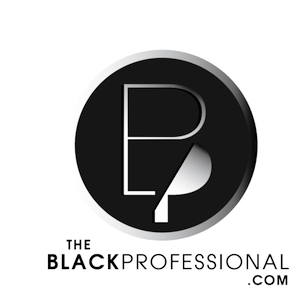 The Black Professional Logo