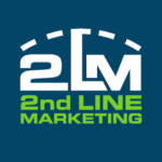 2nd Line Marketing logo