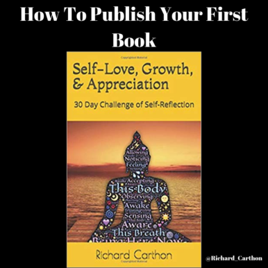 How To Publish Your First Book logo