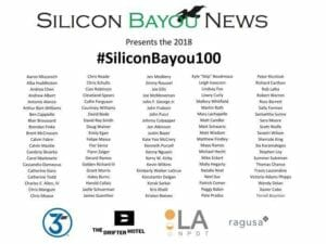 Silicon Bayou Top 100