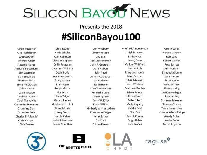 Silicon Bayou Top 100